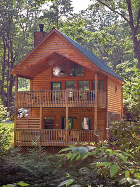 Whispering Waters Cabin